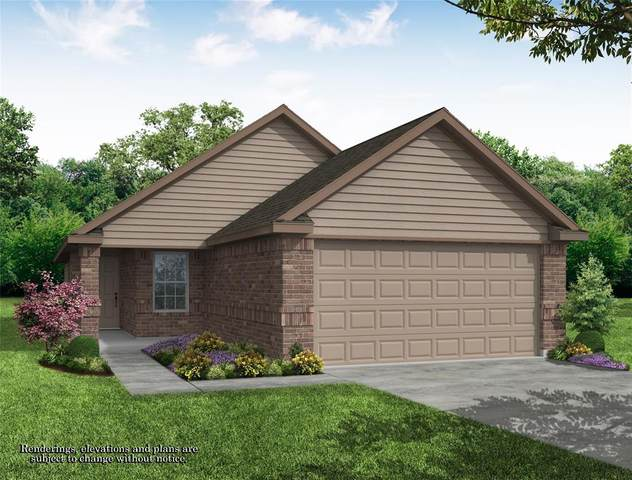 3500 Wooded Lane, Conroe, TX 77301 (MLS #40133229) :: The Bly Team