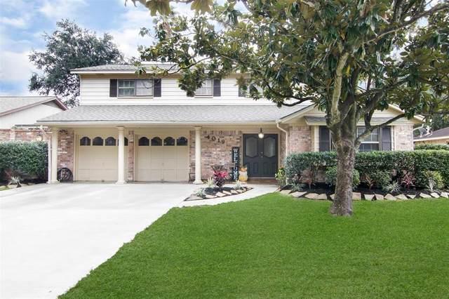 4019 Paulette Drive, Pasadena, TX 77504 (MLS #40142411) :: My BCS Home Real Estate Group