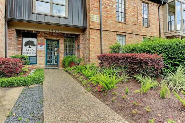 2425 Underwood Street #240, Houston, TX 77030 (MLS #40157969) :: NewHomePrograms.com LLC