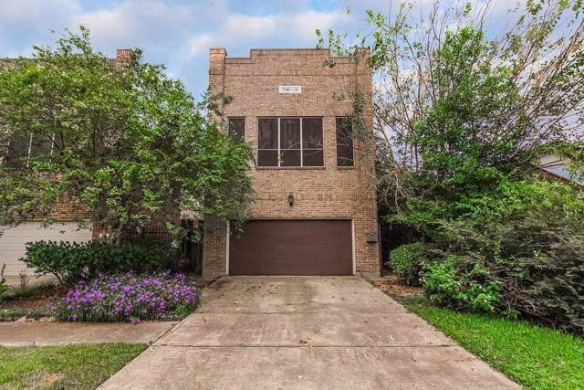 716 Waverly Street A, Houston, TX 77007 (MLS #40159861) :: Caskey Realty