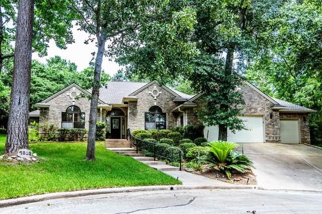 1803 Devonshire Drive, Huntsville, TX 77340 (MLS #40162384) :: The Property Guys