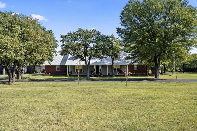 5005 Glen Rose Highway, Granbury, TX 76048 (MLS #40170639) :: My BCS Home Real Estate Group