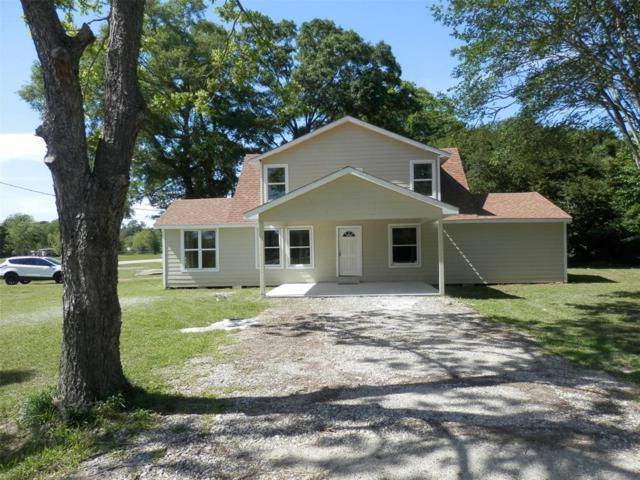 11261 Fostoria Road, Cleveland, TX 77328 (MLS #40174733) :: Texas Home Shop Realty