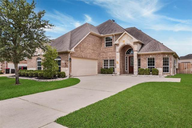 8418 Postano Bluff Drive, Cypress, TX 77433 (MLS #40175000) :: My BCS Home Real Estate Group