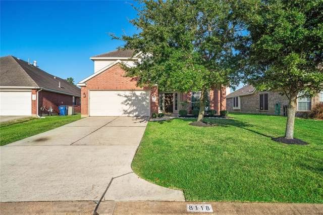 8118 Cove Timbers Lane, Tomball, TX 77375 (MLS #40175909) :: Christy Buck Team