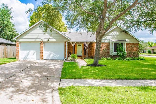 1601 Cypress Hollow Street, Pearland, TX 77581 (MLS #4017696) :: Phyllis Foster Real Estate