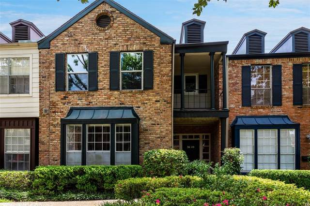 3640 Lake Street, Houston, TX 77098 (MLS #40184628) :: Giorgi Real Estate Group