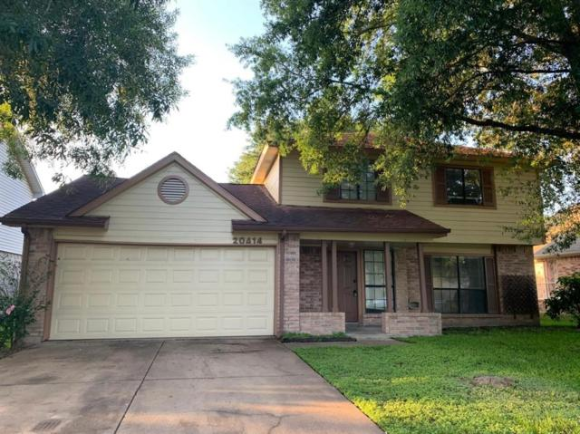 20414 Blue Juniper Drive, Katy, TX 77449 (MLS #40190249) :: The Heyl Group at Keller Williams