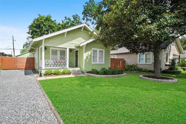 607 E 28th Street, Houston, TX 77008 (MLS #40210642) :: The Parodi Team at Realty Associates