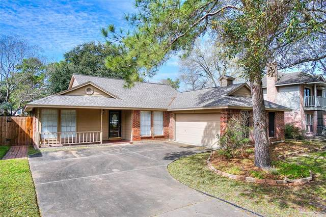 8543 Sunny Ridge Drive, Houston, TX 77095 (MLS #40214440) :: The SOLD by George Team