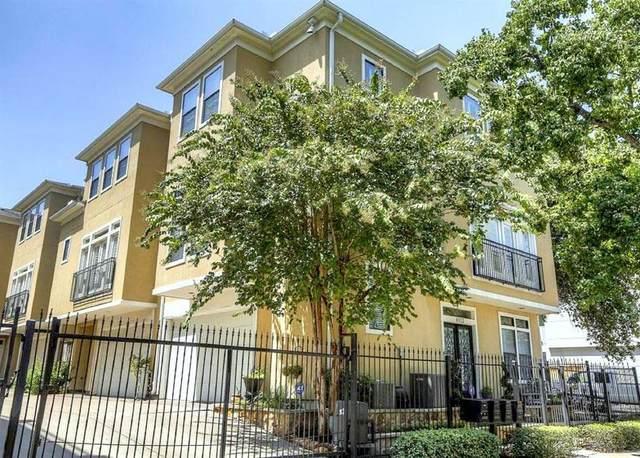 4912 Jackson Street, Houston, TX 77004 (MLS #40215843) :: Lerner Realty Solutions