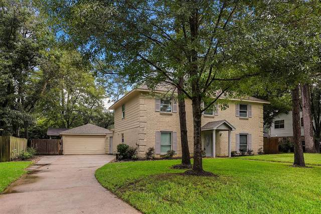 6302 Hickorycrest Drive, Spring, TX 77389 (MLS #4022795) :: Connect Realty