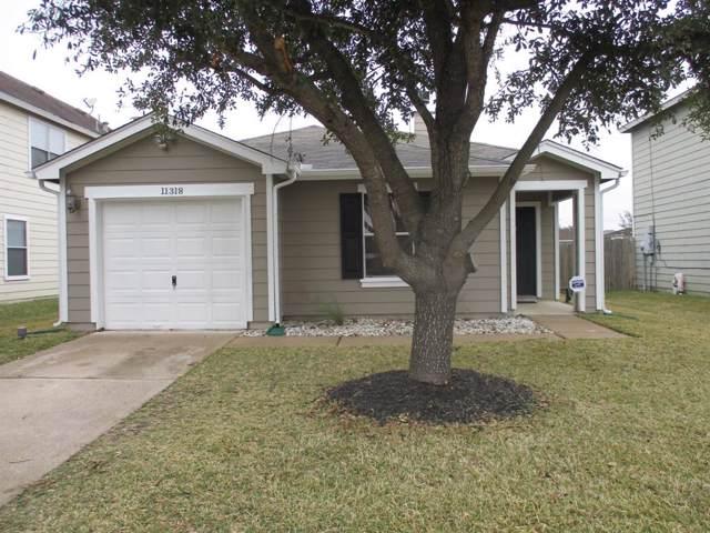 11318 Log Cabin Lane, Tomball, TX 77375 (MLS #40228960) :: The Heyl Group at Keller Williams