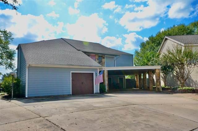 2919 Burning Tree, Missouri City, TX 77459 (MLS #40256575) :: Texas Home Shop Realty
