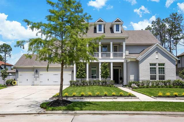 182 S Thatcher Bend Circle, The Woodlands, TX 77389 (MLS #40262170) :: Connell Team with Better Homes and Gardens, Gary Greene