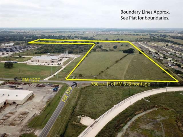 0079 Fm 379, Navasota, TX 77868 (MLS #40267182) :: Texas Home Shop Realty