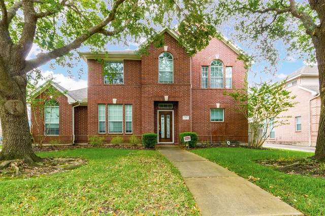 215 Wild Oak Run, Houston, TX 77094 (MLS #40273647) :: Giorgi Real Estate Group