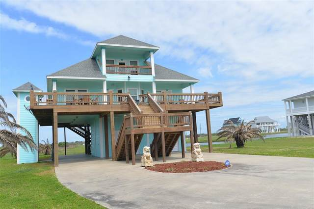 3601 Biscayne Beach Road, Port Bolivar, TX 77650 (MLS #40275161) :: Ellison Real Estate Team