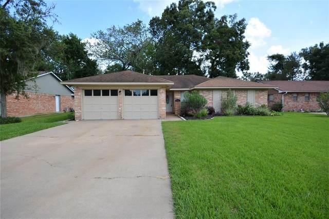 120 Cottonwood Street, Lake Jackson, TX 77566 (MLS #40285688) :: The Heyl Group at Keller Williams