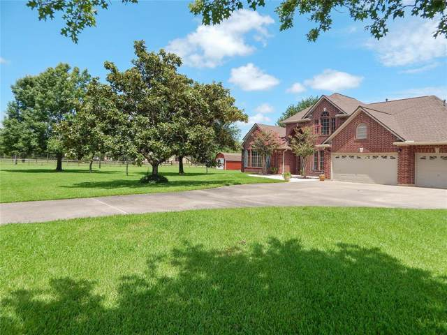 4345 Mixville Road, Sealy, TX 77474 (MLS #40286315) :: Ellison Real Estate Team