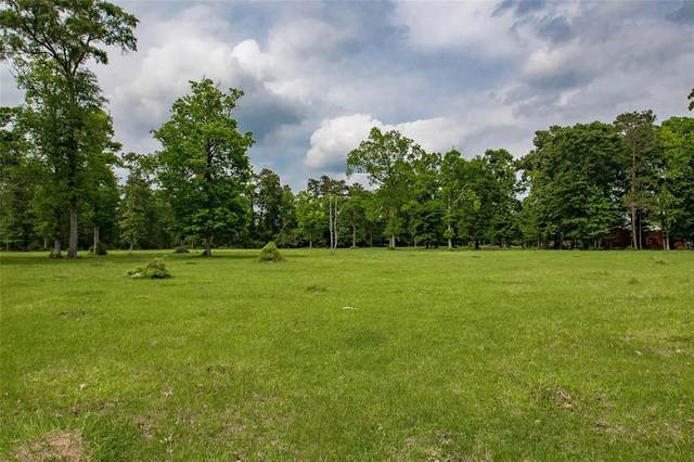 2.35 AC County Road 2184, Cleveland, TX 77327 (MLS #40288034) :: Christy Buck Team