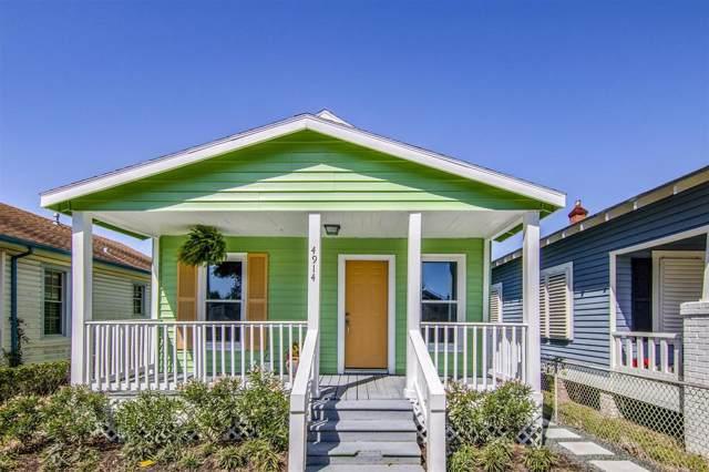 4914 Avenue P, Galveston, TX 77551 (MLS #40311316) :: Texas Home Shop Realty