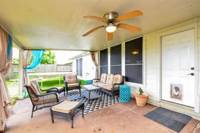 6818 Oakleaf Trail Lane, Richmond, TX 77407 (MLS #40316851) :: The SOLD by George Team