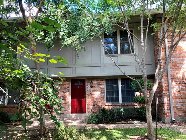 515 Tallowood Road #61, Houston, TX 77024 (MLS #4032098) :: The Bly Team