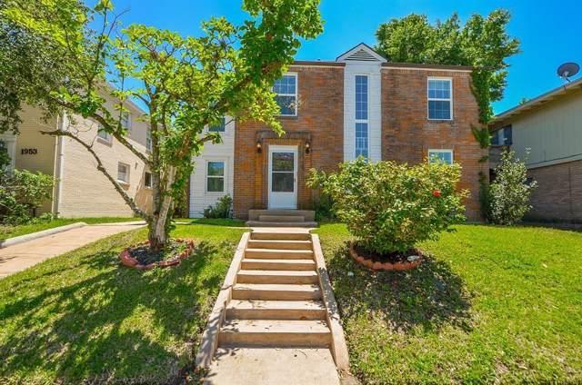 1959 W Lamar Street, Houston, TX 77019 (MLS #40326118) :: Texas Home Shop Realty