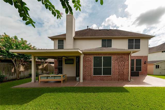 1110 Sunset Lakes Drive, Pearland, TX 77581 (MLS #40330184) :: JL Realty Team at Coldwell Banker, United