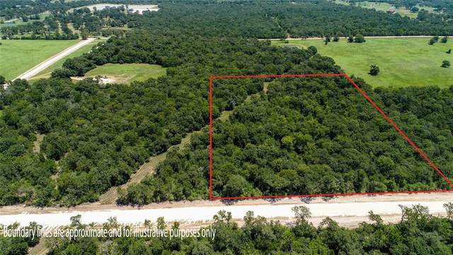 Tract 6 (10.94 ac) Serenity Ranch Road, Caldwell, TX 77836 (MLS #4033706) :: The Sansone Group