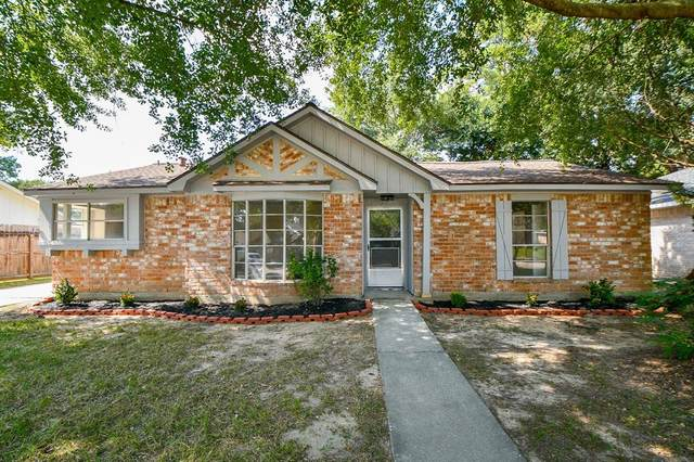2511 Ciderwood Drive, Spring, TX 77373 (MLS #40352273) :: The Home Branch