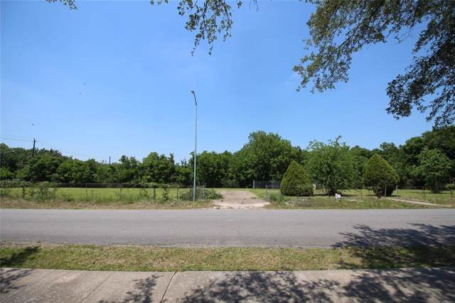 8155 Tate Street, Houston, TX 77028 (MLS #40357856) :: The SOLD by George Team