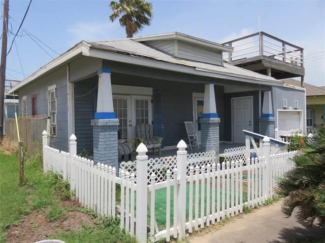 1711 16th Street, Galveston, TX 77550 (MLS #40360295) :: Ellison Real Estate Team
