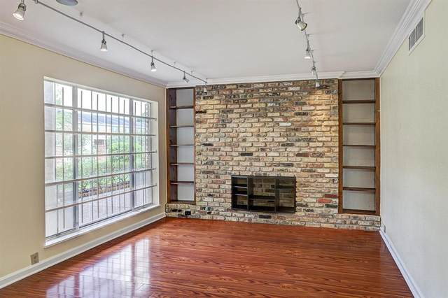 2121 Fountain View Drive #17, Houston, TX 77057 (MLS #40360312) :: Caskey Realty