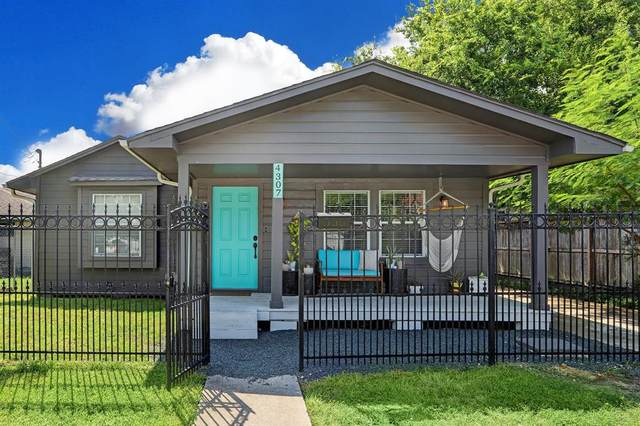 4307 Chapman Street, Houston, TX 77009 (MLS #40370591) :: The SOLD by George Team