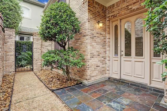 1519 Potomac Drive C, Houston, TX 77057 (MLS #40373331) :: Ellison Real Estate Team