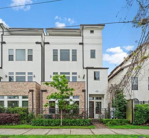 1509 Missouri Street, Houston, TX 77006 (MLS #40380729) :: Caskey Realty