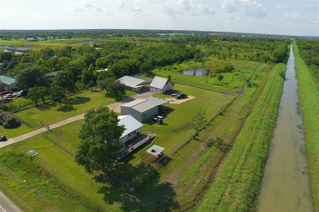 2883 County Road 58, Manvel, TX 77578 (MLS #40396475) :: The Heyl Group at Keller Williams