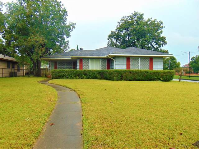 6655 Hirondel Street, Houston, TX 77087 (MLS #40410522) :: The Heyl Group at Keller Williams
