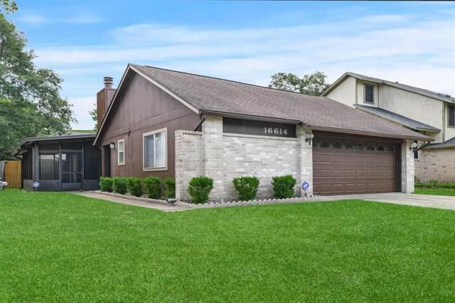 16614 Capewood Drive, Humble, TX 77396 (MLS #40418736) :: Green Residential