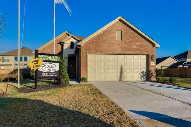 2117 Cedar Way Drive, Conroe, TX 77301 (MLS #40420374) :: Lerner Realty Solutions