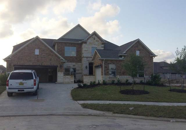 1110 Parkers Creek Lane, Friendswood, TX 77546 (MLS #40435387) :: The Queen Team