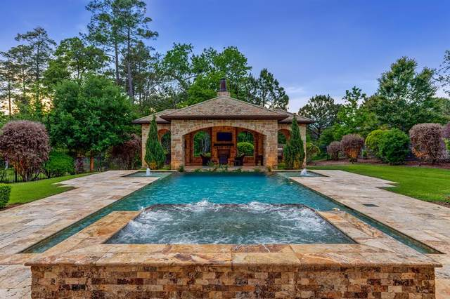 7 Lace Point, The Woodlands, TX 77382 (MLS #40435684) :: The SOLD by George Team
