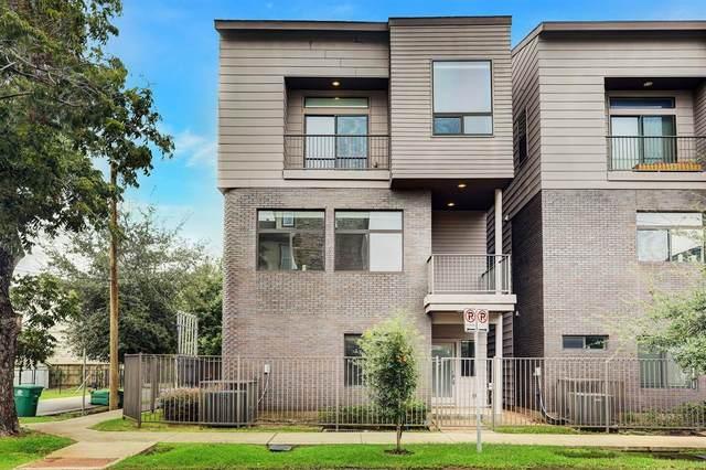 4107 Marina Street A, Houston, TX 77007 (MLS #40448526) :: Texas Home Shop Realty