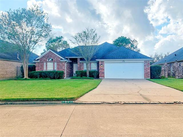 7801 Golfhill Drive, Port Arthur, TX 77642 (MLS #40451437) :: The Freund Group