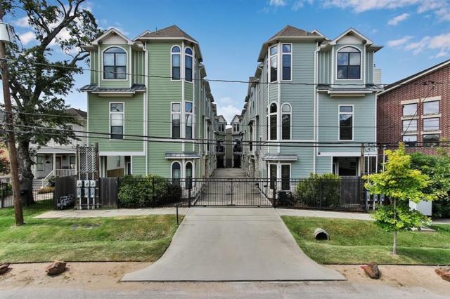 911 W 25th Street A, Houston, TX 77008 (MLS #40455652) :: Giorgi Real Estate Group