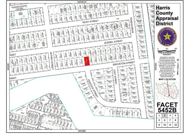 0 Groveton Street, Houston, TX 77033 (MLS #40459283) :: Texas Home Shop Realty