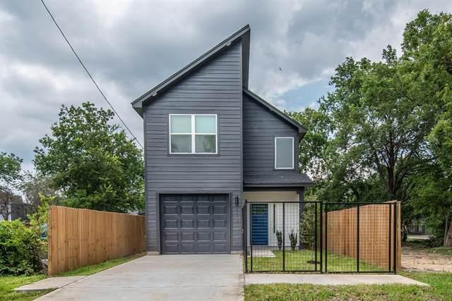 2417 Noble Street, Houston, TX 77026 (MLS #40468883) :: Lerner Realty Solutions