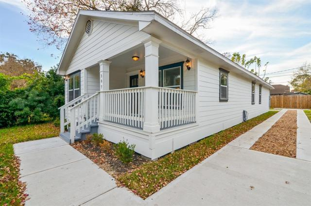 307 Northwood Street, Houston, TX 77009 (MLS #40471316) :: The SOLD by George Team